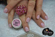 Sweet Elizabeth | Bio Sculpture Gel Gel Nail Colors, Gel Color, Gorgeous Nails, Pretty Nails, Hair And Nails, My Nails, Bio Sculpture Gel Nails, Nails Inspiration, Beauty Nails