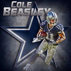 Cole Beasley, Wide Receiver, #Dallas #Cowboys