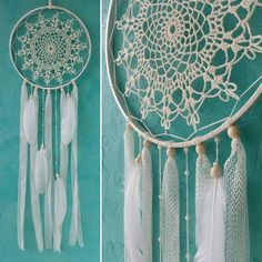 Hey, I found this really awesome Etsy listing at https://www.etsy.com/ru/listing/471927957/cream-dream-catcher-crochet-doily