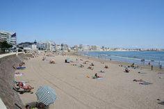 Les Sables d'Olonne, Vendee | Seaside resort of Les Sables d'Olonne