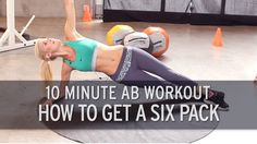 10 minutes ab workout - the best thing to get a six pack by doing that workout each day... believe me... its hard but after the workout u feel great!!!