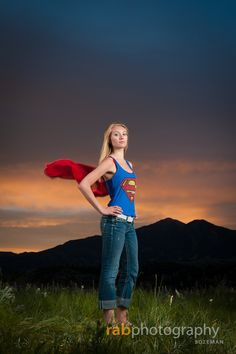 Pulitzer Prize winning photographer parents send their daughter, Mila, off to India for a year of school with this photoshoot | Loneman Photography 2012 #Supergirl