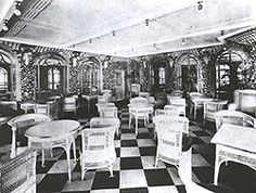 Perisien Cafe