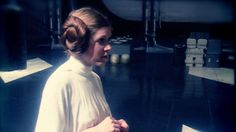 Actress Carrie Fisher, best known for her role as Princess Leia in the classic film series 'Star Wars,' has died. Leia Star Wars, Star Wars Princess Leia, Star Trek, Carrie Frances Fisher, Princesa Leia, Han And Leia, Star Wars Episode Iv, A New Hope, Actresses