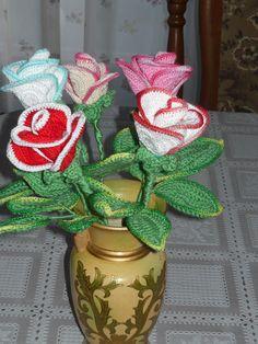 Rózsacsokrom 2