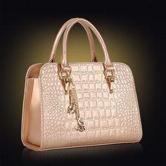Dresswe.com SUPPLIES New Arrival Classic Fashion Stone Pattern Lady's Handle Bag Handbags