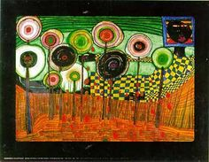 Art Brokerage has many listings for sale by Friedensreich Hundertwasser: Art Brokerage specializes in Hunderwasser prints and original paintings. Description from ppaintinga.com. I searched for this on bing.com/images
