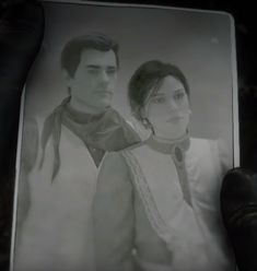 a young Arthur Morgan & Mary Linton - in Red Dead Redemption 2 - Witcher Wallpaper, Red Dead Redemption 1, John Marston, Read Dead, Rdr 2, Glamour Shots, Red Dog, Photo Wall Collage, Mountain Man