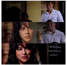 Dom & Letty   Fast & Furious 6