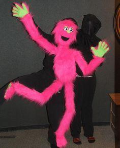 black light puppet show ideas - Google Search