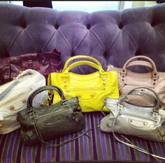 46ae903947f3  TBCConsignment. We are in  Balenciaga heaven... They just keep coming!  More from