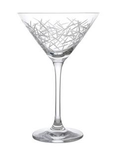 Classico Skye Martini Glasses (Set of 6) from Cocktail Hour on Gilt