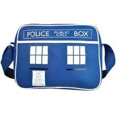 [Doctor Who: Retro Bag: TARDIS