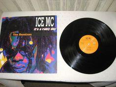 ICE MC - It s A Rainy Day (The Remixes)House MAXI