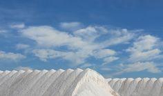 Visual Beauty: Sea Salt Mounds