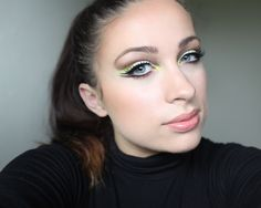 """""""Beyonce - Countdown"""" music video makeup, tutorial: http://www.youtube.com/watch?v=YqcECWPDKiA&feature;=channel_video_title"""