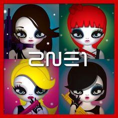 2ne1 album