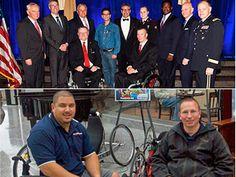 "One of my favorite charities ""Paralyzed Veterans of America""."