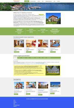 #Ultrapixel führt #Website #Relaunch vom Kundenprojekt Urlaub am Mondsee durch: #Concrete5 #ResponsiveDesign. Pictures, Environment, Vacation, Summer