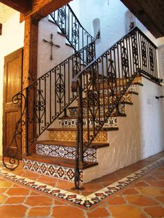 I wouldn't mind being shoved down these stairs! Beautiful! 5 stars!