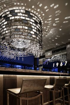 1967 Bar, Japan designed by Glamorous