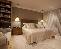 Quarto/Bedroom/Eliane Sampaio Interiores