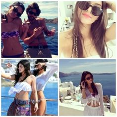 Kendall & Kylie Jenner have the best beach style