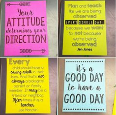 There are so many great ideas out there to boost staff morale, and I was inspired by those great ideas to give our copy room a little makeov. Team Morale, Teacher Morale, Employee Morale, Staff Morale, School Staff, School Counselor, Sunday School, Middle School, Staff Motivation