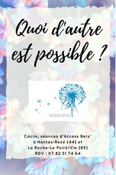 """Quoi d'autre est possible ?"" Envoyez la question à l'univers ... et recevez la réponse ! Sans attente sur le comment ... Access Bars, This Or That Questions, Quotes, Thinking About You, Positive Thoughts, Universe, Other, Quotations, Qoutes"