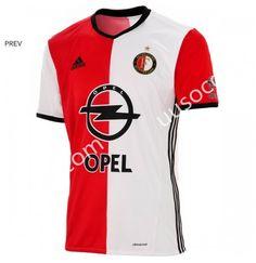 64f853f91 Feyenoord Home Shirt 2016 2017 - Discount Football Shirts