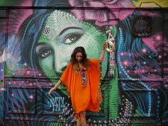 The Goodo Open Kaftan Dress Top by TheCottonPatchBoutiq on Etsy