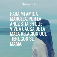 Hay mamás que son odiosas, egoístas y tiranas. De hecho ¡abundan! Y tú como hija no tienes para dónde hacerte: ¡es tu mamá! ¿Qué hago, Dios mío? ¡Ya no la soporto! #Madre #Mamá #VidaImposible #Inmadurez #Infelicidad #ProximaCarta #Cartas #BeatrizNarro #Tatis