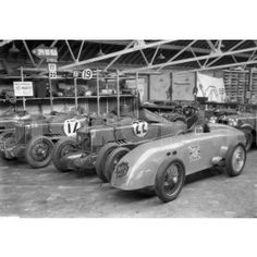 Abingdon factory 1936