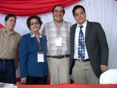 Con el Congresista Lescano. (2009)