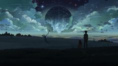 5 Centimeters Per Second. Directed by Makoto... | AnimeBackgrounds