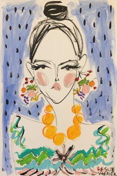 Giana by Leslie Weaver