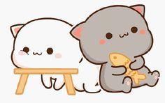 Cute Cartoon Images, Cute Couple Cartoon, Cute Love Cartoons, Cute Images, Cute Cartoon Wallpapers, Cute Love Gif, Cute Love Pictures, Cute Kawaii Animals, Kawaii Cute