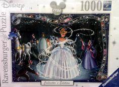 Puzzle de 1000 piezas Ravensburger - Cenicienta (Disney)
