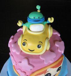 Custom Cakes By Julie Team Umizoomi Cake