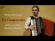 Gerardo Hernán Matos Rodríguez - La Cumparsita Performed & arranged for solo accordion by Dimitris Anousis This is the well known composition of the great G. Soloing, Recital, Amazing, All About Time, Sheet Music, My Love, Youtube, Music Score, Music Sheets