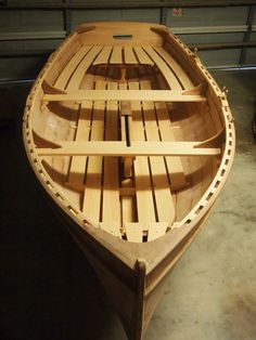Have you been thinking about building your own boat, but think it may be too much hassle? It is true that boat plans can be pretty complicated. Sailboat Plans, Wood Boat Plans, Wooden Boat Building, Boat Building Plans, Plywood Boat, Wood Boats, Wooden Kayak, Sailing Dinghy, Sailing Boat