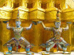 Apuntes y Viajes: Bangkok / Crónicas