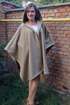 Poncho Jouly Light Autumn, Collection, Dresses, Fashion, Gowns, Moda, Fall, La Mode, Dress