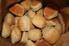 """Pan de Sal: The traditional Filipino dinner rolls. In Spanish the term literally means """"salted bread""""."""
