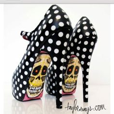If only I could walk in these shoes!