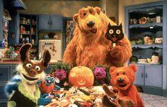 bear in the big blue house i love you - Bear Inthe Big Blue House Christmas