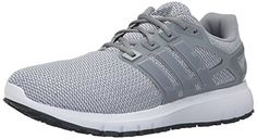 nice adidas Performance Men's Energy Cloud Wtc M Running Shoe, Grey/Tech Grey/Clear/Grey, 9 M US