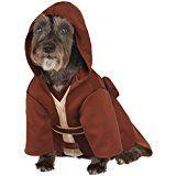 Halloween cashback Rubies Costume Company Star Wars Classic Jedi Robe Pet Costume Medium
