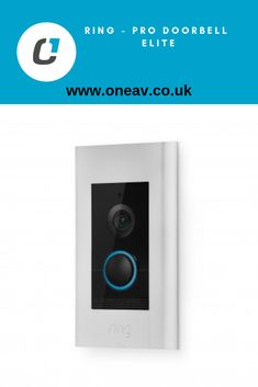 A professional-grade solution with power over ethernet, a flush mount and a sleek design. Smart Home Security, Junction Boxes, Hd Video, Venetian, Pearl White, Bronze, Satin, Colours, Rings