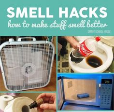 Got a stinky room in your house? Try one of these genius DIY ideas to banish those gross smells.